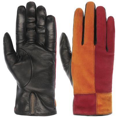 Roeckl Leather Mix Damenhandschuhe Lederhandschuhe Handschuhe Fingerhandschuhe - Bild 1