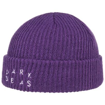 Dark Seas Issacs Beanie Mütze Wintermütze Strickmütze Umschlagmütze - Bild 1