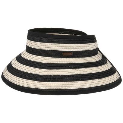 Barts Stripes Visor Damencap Strandcap Sonnencap Sonnenvisor Damenvisor