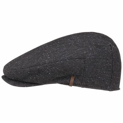 Barts Chervil Melange Flatcap Baumwollcap Schiebermütze Sommercap Schirmmütze - Bild 1
