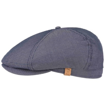 Barts Jamaica Minidots Flatcap Baumwollcap Schirmmütze Schiebermütze Sommercap - Bild 1
