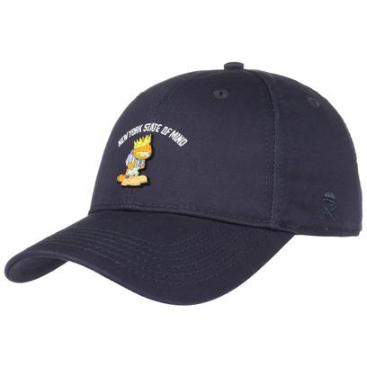 Cayler & Sons King Garfield Curved Cap Baseballcap Basecap Strapback Baumwollcap Comic - Bild 1