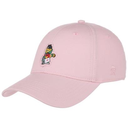 Cayler & Sons Hyped Garfield Curved Cap Baseballcap Basecap Strapback Baumwollcap Comic - Bild 1
