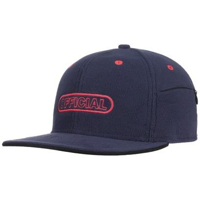 Official Headwear Blackslope Snapback Cap Flat Brim Flatbrim Basecap Baseballcap Kappe