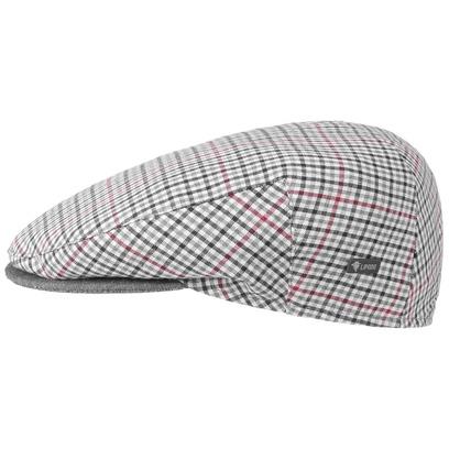 Lipodo Inglese Bic Flatcap Baumwollcap Schiebermütze Sommercap Schirmmütze - Bild 1
