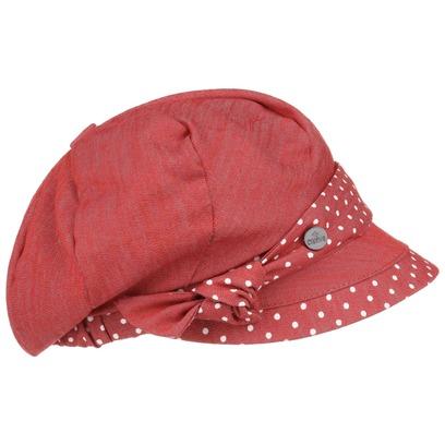 Lierys Mila Dotted Peak Ballonmütze Baker-Boy-Mütze Newsboy-Mütze Schirmmütze Baumwollcap - Bild 1