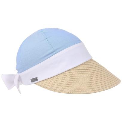 Betmar Evi Sommercap Damencap Strandcap Sonnencap Visor Schirmmütze Sonnenvisor - Bild 1