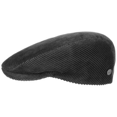 Lierys Cordial Schirmmütze Flatcap Schiebermütze Cordmütze Breitcord Mütze Cap - Bild 1
