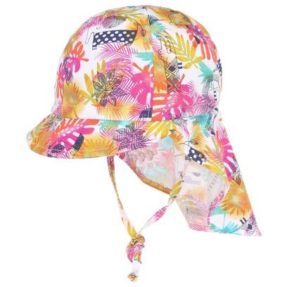 Maximo Girls Safari UV-Schutz Kindermütze Sonnencap, Kindercap, Sommercap, Strandcap - Bild 1
