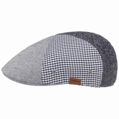 Kangol Patchwork Flexfit 504 Cap Flatcap Schiebermütze Sommercap Schirmmütze - Bild 1