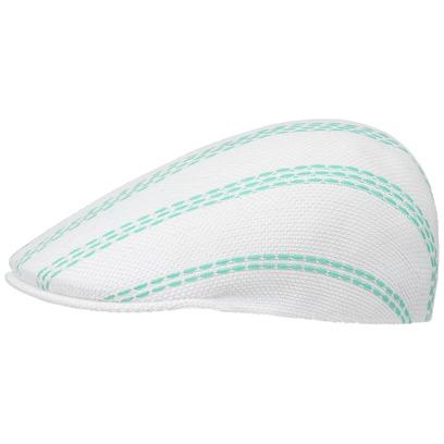 Kangol Float Stripe 507 Flatcap Schirmmütze Schiebermütze Sommercap Mütze Sommermütze Cap - Bild 1