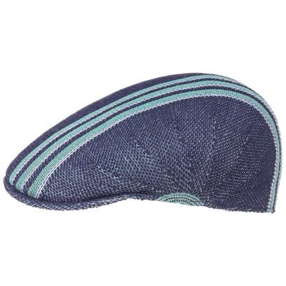 Kangol Travel Stripe 507 Flatcap Schirmmütze Schiebermütze Sommercap Sommermütze Mütze Cap - Bild 1