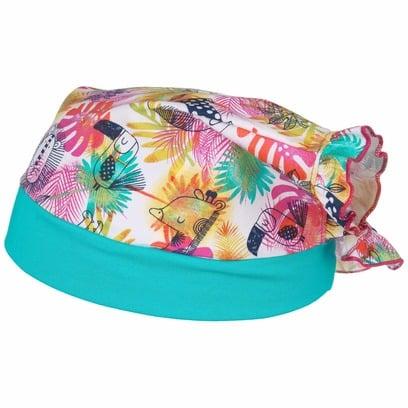 maximo Safari Kopftuch Kinderbandana Baumwollmütze Sommermütze Kindermütze Bandana - Bild 1