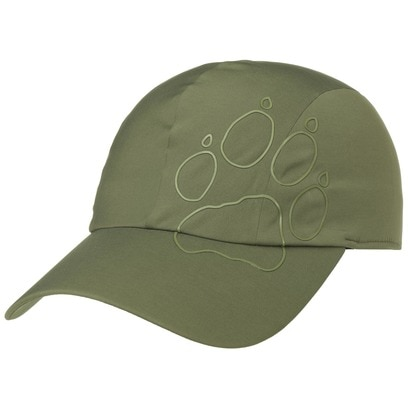 Jack Wolfskin Activate Fold-Away Cap Trekking Basecap Baseballcap Sportcap Outdoorcap