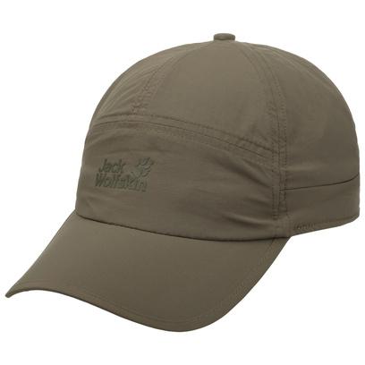 Jack Wolfskin Supplex Cap Trekking Basecap Baseballcap Sportcap Outdoorcap