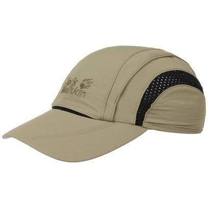Jack Wolfskin Supplex Vent Pro Cap Trekking Basecap Baseballcap Sportcap Outdoorcap