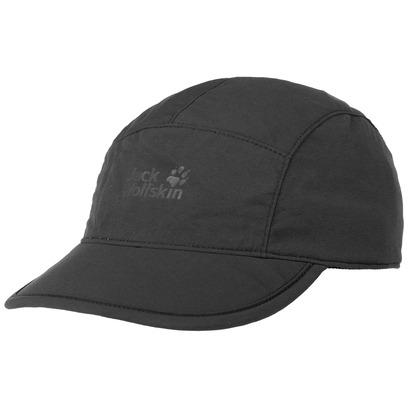 Jack Wolfskin Supplex Road Trip Cap Trekking Basecap Baseballcap Sportcap Outdoorcap Nyloncap