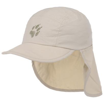 Jack Wolfskin Supplex Kids Cap Trekking Basecap Baseballcap Sportcap Outdoorcap Kindercap