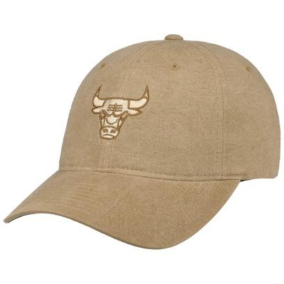 Mitchell & Ness Workmen´s Bulls Cap Baseballcap Basecap Strapback NBA Baumwollcap Chicago