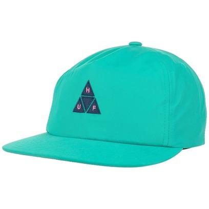 HUF Triple Triangle Cotton Mix Cap Baseballcap Basecap Snapback Flat Brim