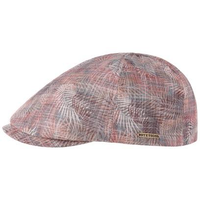 Stetson Palm Leaf Flatcap Baumwollcap Schirmmütze Schiebermütze Sommercap - Bild 1