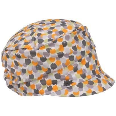 McBURN Dots Ballonmütze Damencap Strandcap Sonnencap Baumwollcap Schirmmütze Damenmütze - Bild 1