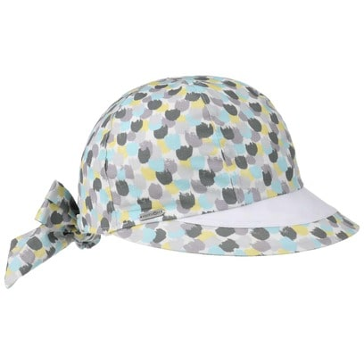 McBURN Dots Damen Schirmmütze Baumwollcap Damencap Sommercap Sonnencap - Bild 1