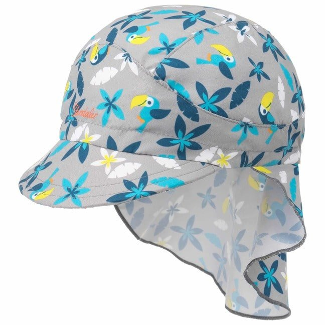 Sterntaler Tucan UV-Schutz Kindermütze Sonnencap Kindercap Sommercap Strandcap Schirmmütze