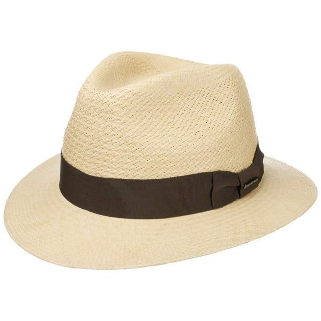 Stetson Grady Panama Traveller Strohhut Panamah...