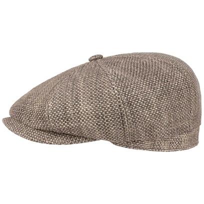 Stetson Hatteras Toyo Classic Flatcap Schirmmütze Ballonmütze Strohcap Sommercap - Bild 1