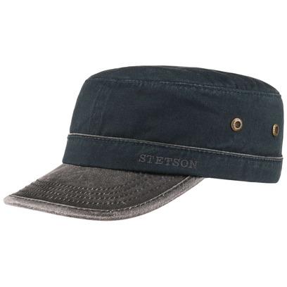 Stetson Katonah Cotton Army Cap Sommercap Armycap Kappe Military-Cap
