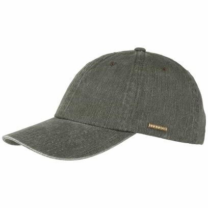 Stetson Cadosia Cotton Baseballcap Cap Basecap Baumwollcap Strapback