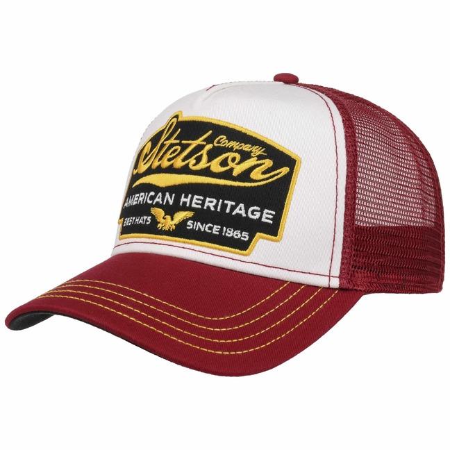 Stetson American Heritage Trucker Cap Basecap B...