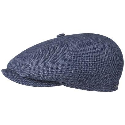 Stetson Hatteras Ellington Flatcap Schirmmütze Schiebermütze Wollcap Leinencap Sommercap Ballonmütze - Bild 1