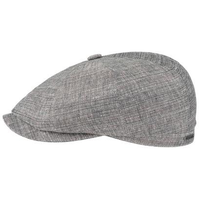 Stetson Hatteras Yarnell Flatcap Schirmmütze Ballonmütze Seidencap Leinencap  Sommercap - Bild 1