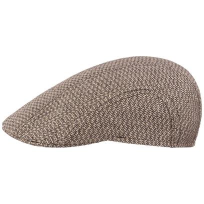 Stetson Heritage Silk Wool Flatcap Schirmmütze Schiebermütze Seidencap Wollcap Sommercap - Bild 1