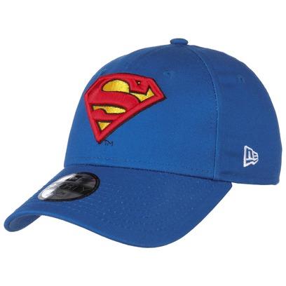 New Era 9Forty Kids Superman Cap Baseballcap Basecap Baumwollcap Strapback Kindercap