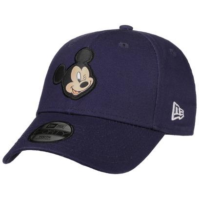 New Era 9Forty Kids Mickey Mouse Cap Baseballcap Basecap Strapback Kindercap Comic