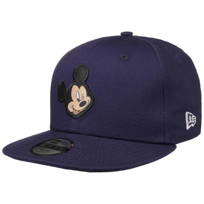 New Era 9Fifty Kids Mickey Mouse Cap Baseballcap Basecap Snapback Flat Brim Comic