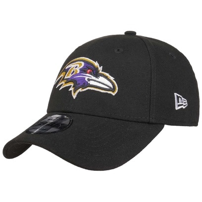 New Era 9Forty The League Ravens Cap Basecap NFL Baltimore Baseballcap Kappe Käppi