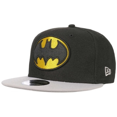 New Era 9Fifty OTC Batman Cap Basecap Baseballcap Kappe Käppi Comic Snapback Flat Brim