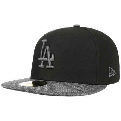 New Era 59Fifty GC Dodgers Cap Basecap Baseballcap Flat Brim Flatbrim Fitted Kappe MLB Los Angeles