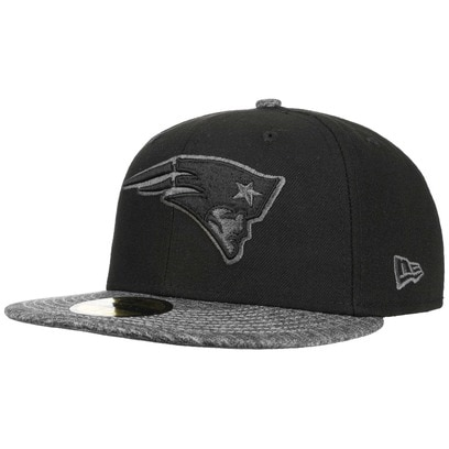 New Era 59Fifty GC Patriots Cap Basecap Baseballcap Flat Brim Flatbrim Fitted Kappe NFL New England