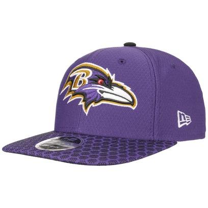 New Era 9Fifty ONF Ravens Cap NFL Flat Brim Snapback Basecap Baseballcap Baltimore Kappe Käppi