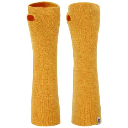 Roeckl Stulpen mit Kaschmir Armstuplen Handschuhe Strickhandschuhe Halbhandschuhe - Bild 1