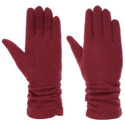 Roeckl Ruffle Cuff Wollhandschuhe Handschuhe Damenhandschuhe Fingerhandschuhe - Bild 1