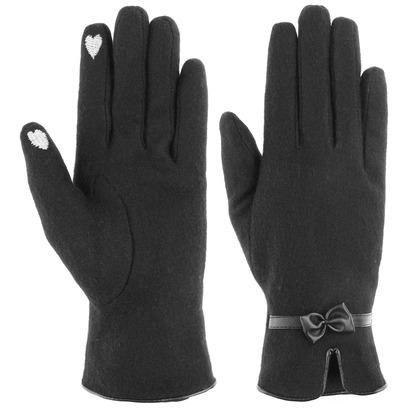 Lipodo Heart Touch Wollhandschuhe Handschuhe Fingerhandschuhe Damenhandschuhe - Bild 1