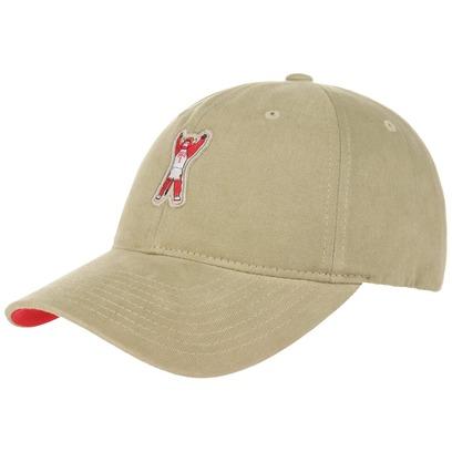Mitchell & Ness Mascot Bulls Cap Chicago Kappe NBA Baseballcap Basecap Dad Hat Curved Brim