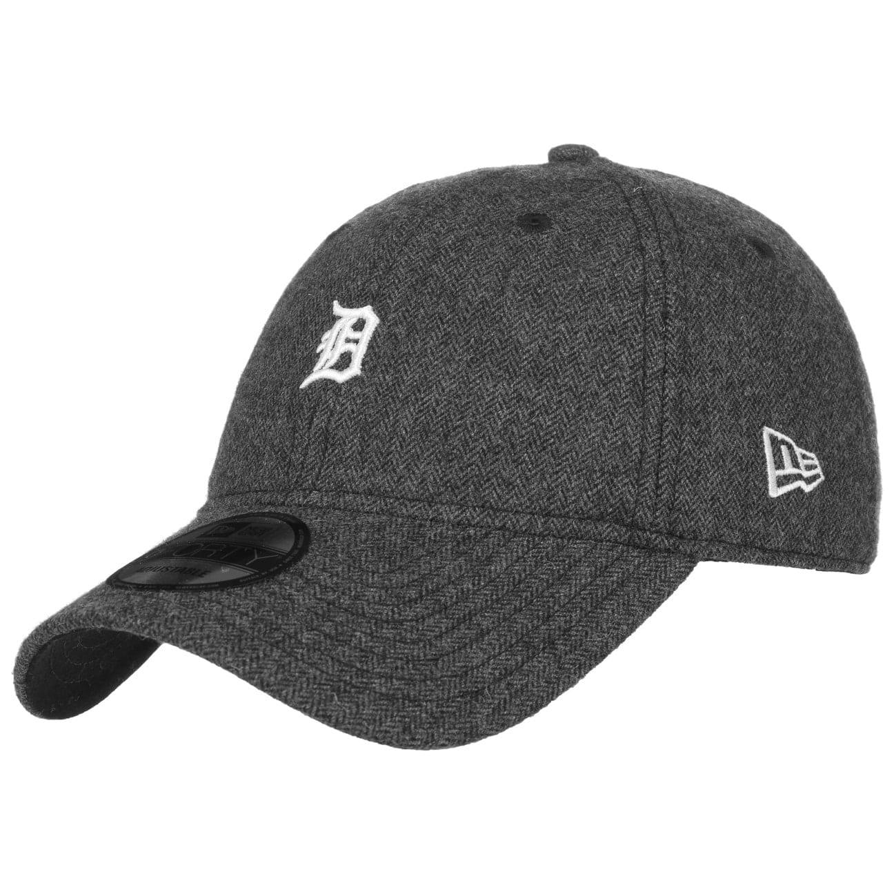 9forty-herringbone-tigers-cap-by-new-era-basecap