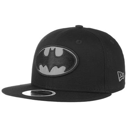 New Era 9Fifty Junior Reflect Batman Cap Baseballcap Basecap Snapback Flat Brim Comic Kappe